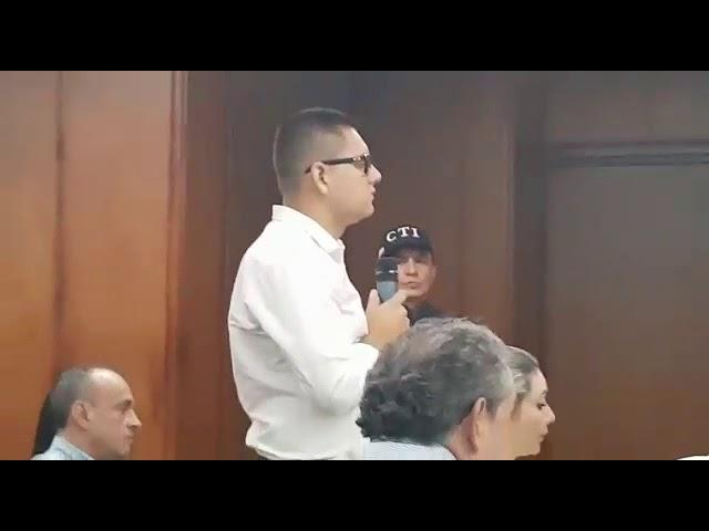exalcaldesa de Armenia no aceptó cargos www.periodismoinvestigativo.com.co