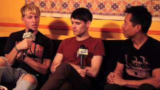B-Sides On-Air: Interview - The Drums Talk