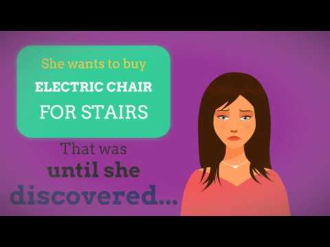 ELECTRIC CHAIR FOR STAIRS IN MEMPHIS TENNESSEE - LEARN MORE BELOW!