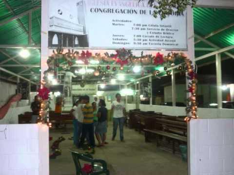 Decorando el templo para la navidad 2011 congregaci n de - Decoracion de navidad para oficina ...
