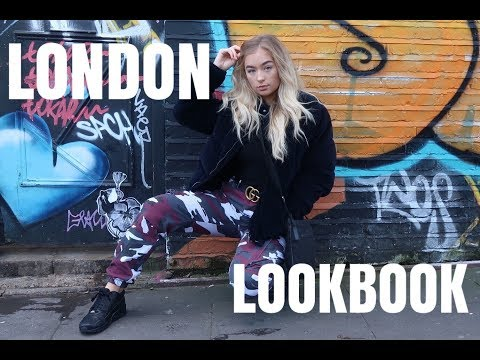 LONDON LOOKBOOK