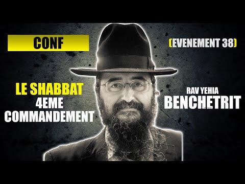 RAV BENCHETRIT - SHABBAT