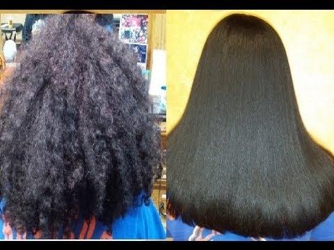 Comment Dfriser Les Cheveux Naturellement Part 1