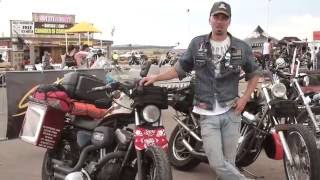 Sportster Showdown at the Crossroads in Sturgis
