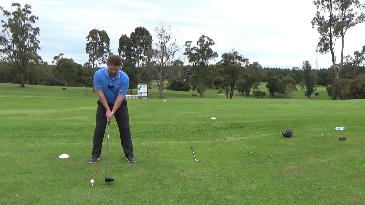 Quick Fix with Craig Davis | Ball alignment pt. 2 | On Course Golf