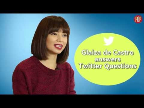 Glaiza de Castro answers Twitter questions: What annoys her the most?