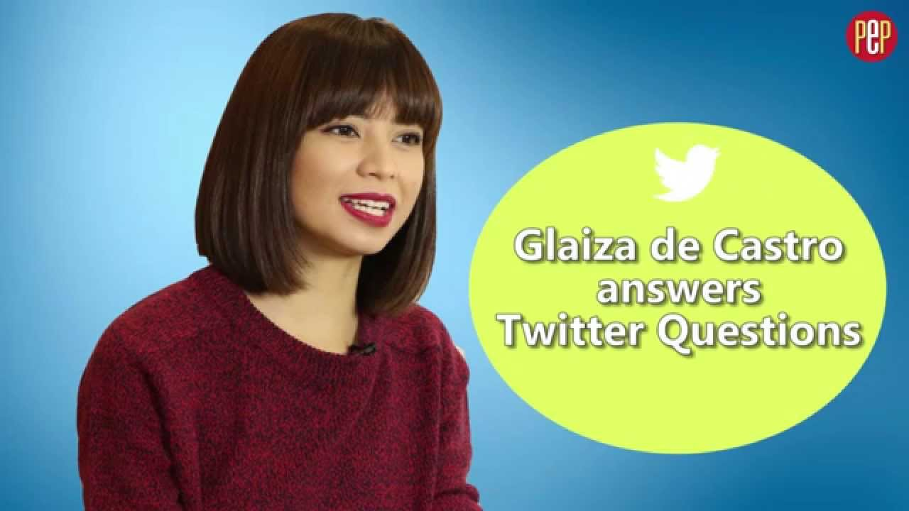glaiza de castro answers twitter questions: what annoys her the