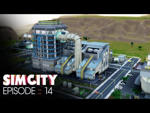 SimCity :: Episode 14 :: Solar Farm Engage!