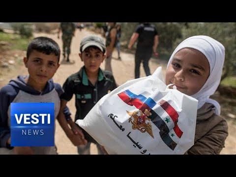 Ambassador Antonov: Instead of Funding Terrorists Perhaps West Should Fund the Rebuilding of Syria?