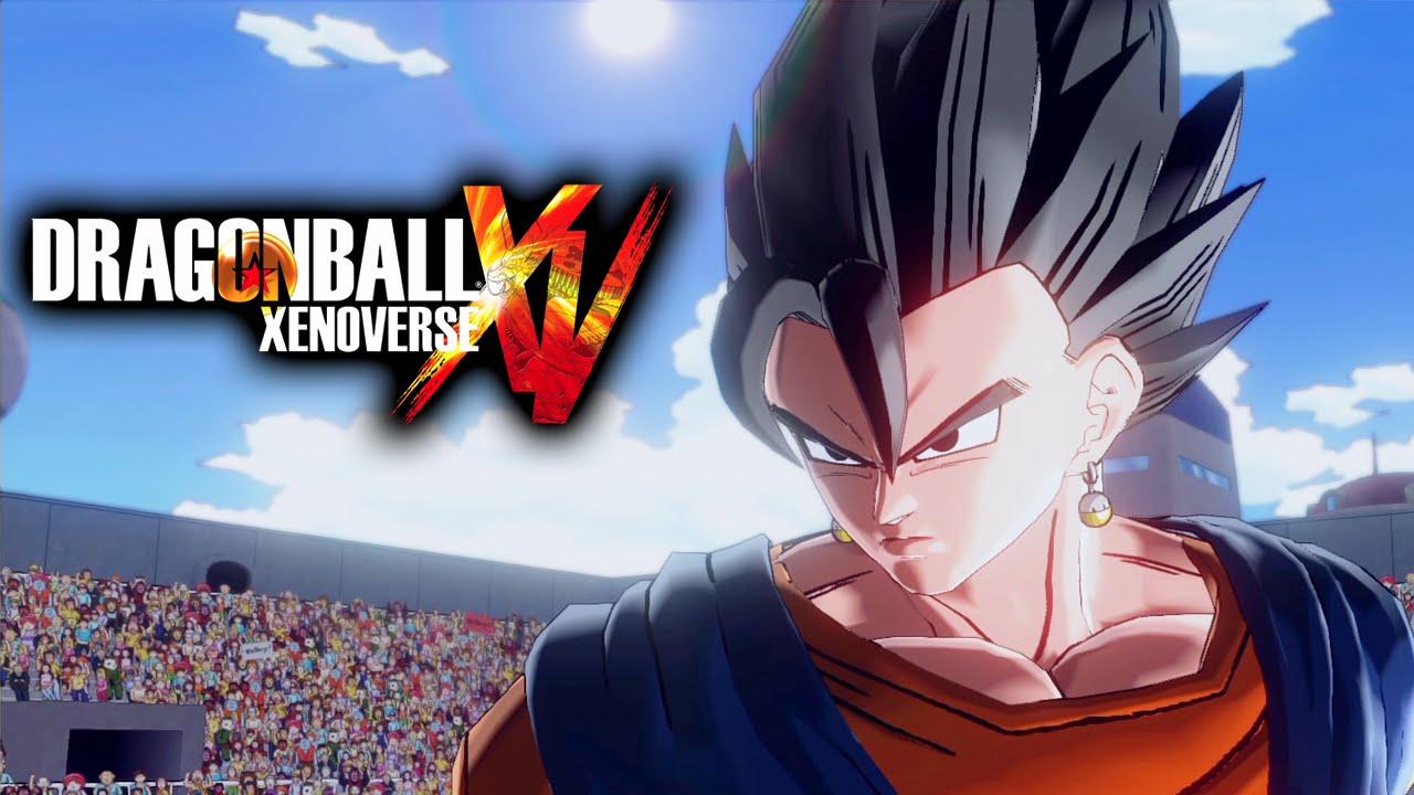 LUCKY SALAMANDER - Dragon Ball Xenoverse - Vegeto e os Cristais do Tempo! [ Playstation 4 - Playthro