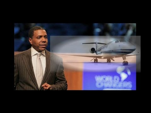 "Creflo Dollar Puts His ""BS"" Degree to Good Use..."