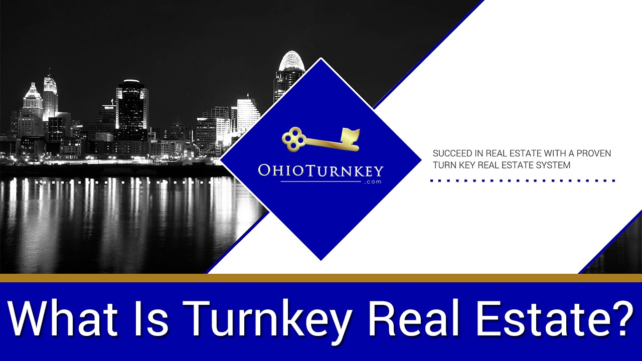 What is Turnkey Investing?