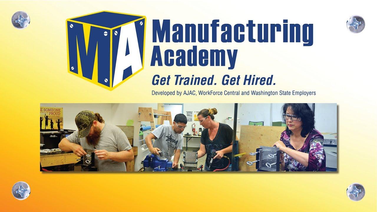 Manufacturing academy training washington states next manufacturing academy training washington states next manufacturing workforce malvernweather Gallery