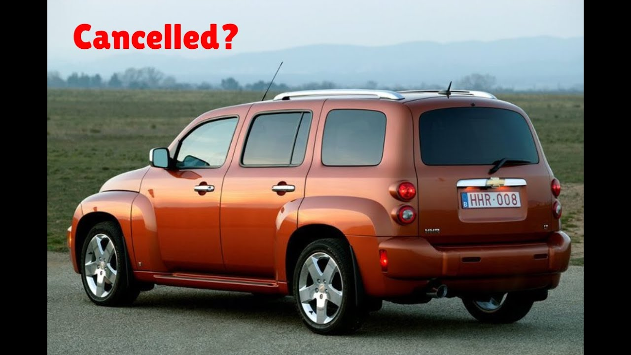 Download Chevy HHR: Why it was Cancelled