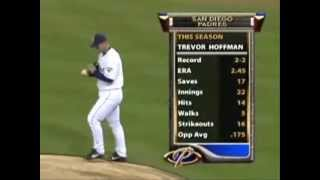 Trevor Hoffman The Best Closer in Baseball (Check This Video)