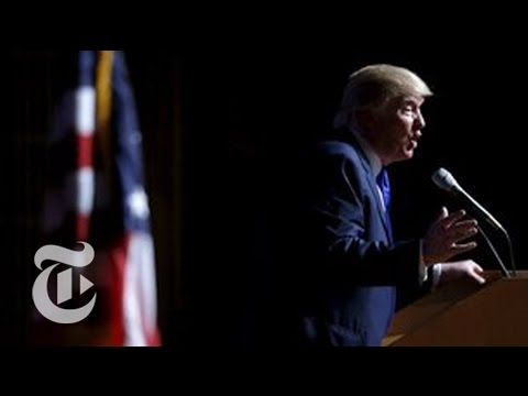 The Key's to Trump's Juggernaut | Election 2016 | The New York Times
