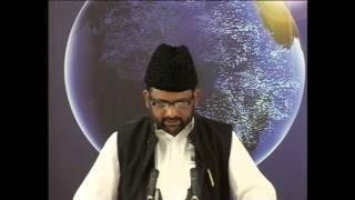 Jalsa Salana 2012 - Speech by Sadaqat Ahmed Sahib Missionary Incharge Switzerland