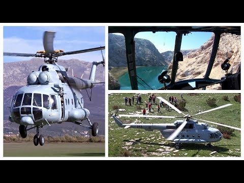 The ULTIMATE! Mil Mi-8 Compilation - Croatian Air Force