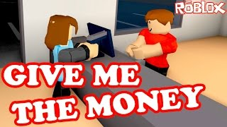 Roblox / GIVE ME THE MONEY!! ROBBED THE GAS STATION / RoCitizens / GamingwithPawesomeTV