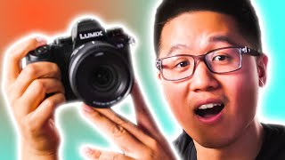 This camera packs a fully loaded PUNCH! - Panasonic Lumix S5