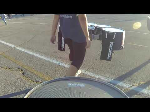Farragut High School Snare Drum Cam 2019 | We Are