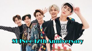 Shinee 12th Anniversary