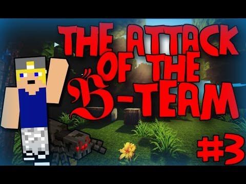 ''Leven als een VLEERMUIS!'' - Minecraft The Attack of The B team - Episode 3