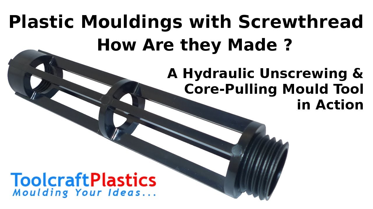 The Injection Moulding Process – Cycle Explained, with Video