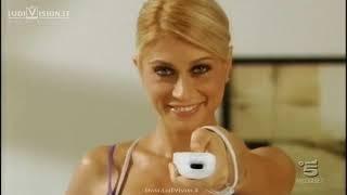 Nintendo Wii - Your Shape - Pubblicità Italiana con Maddalena Corvaglia (2009)