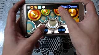 Paramore - That's What You Get (Real Drum App Cover)