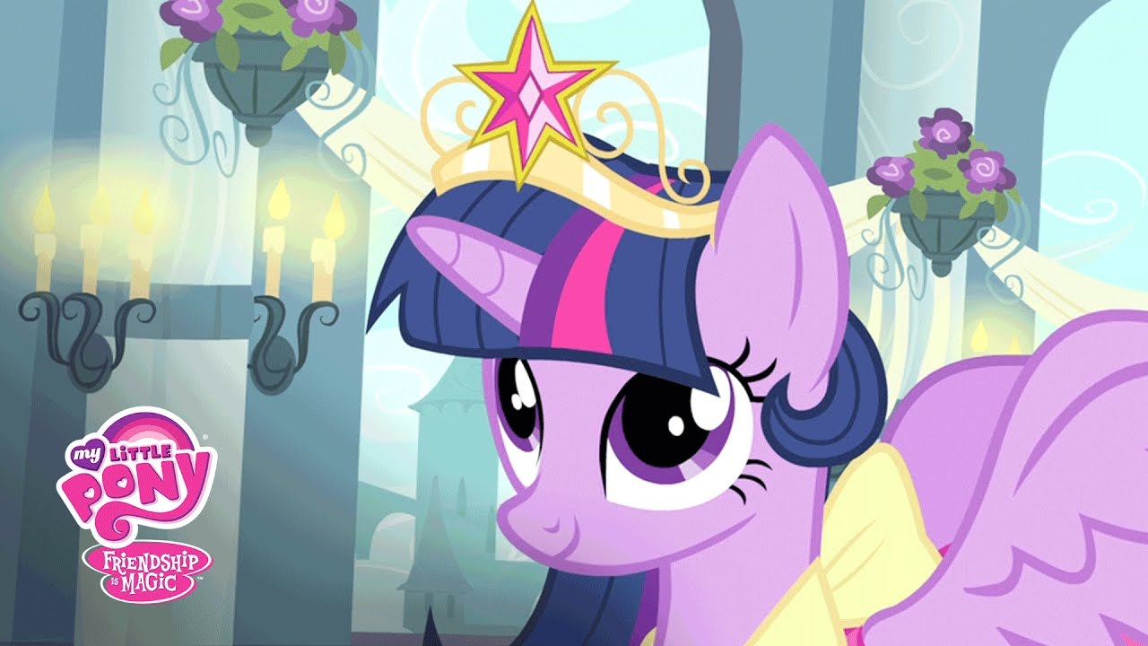 bd369dd3deb MLP  Friendship is Magic -  Days of Ponies Past  Official Clip - YouTube