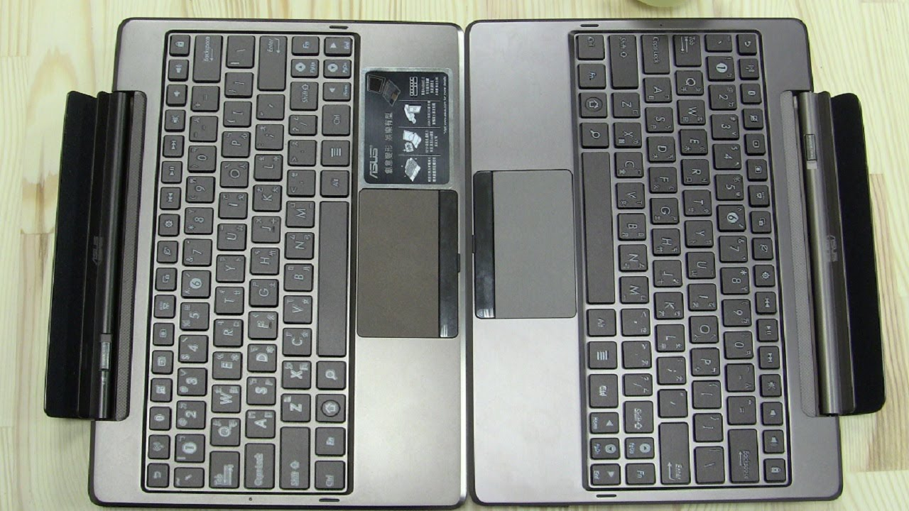 PadFone Dock is Interchangable with the Original TF101 Keyboard