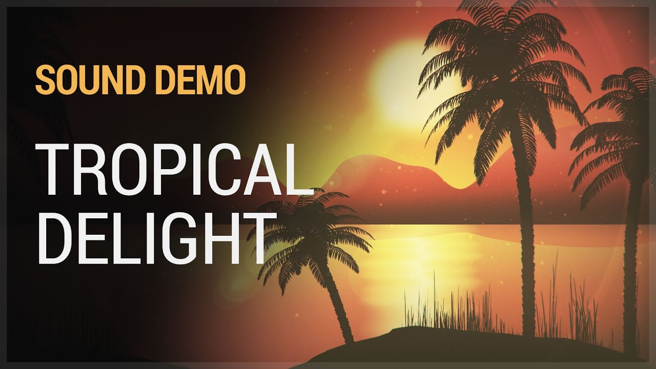 XT - Tropical Delight (for Parawave Rapid)