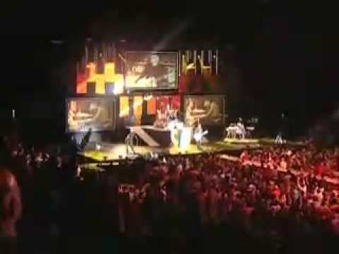 He Reigns - NewsBoys ~ Houston We Are GO LIVE
