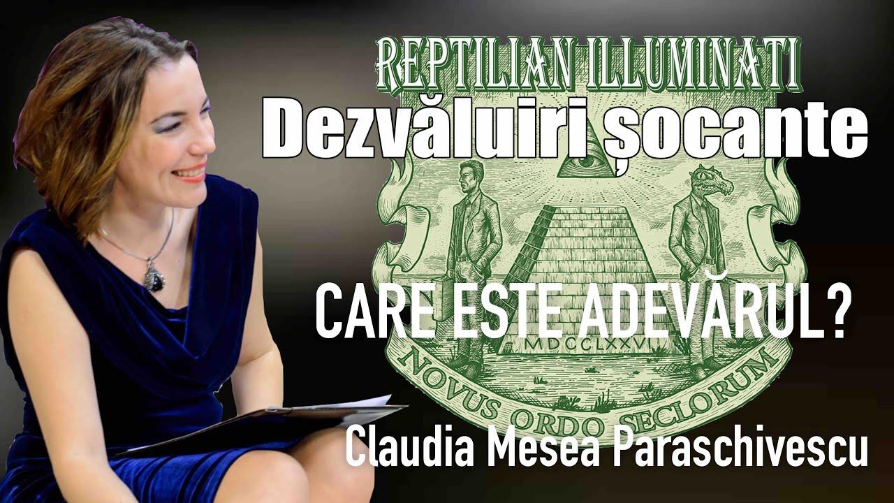 Dezvaluiri Socante Despre Reptilieni si Illuminati * Illuminati Nu Sunt Oameni, Ci Reptile!?!