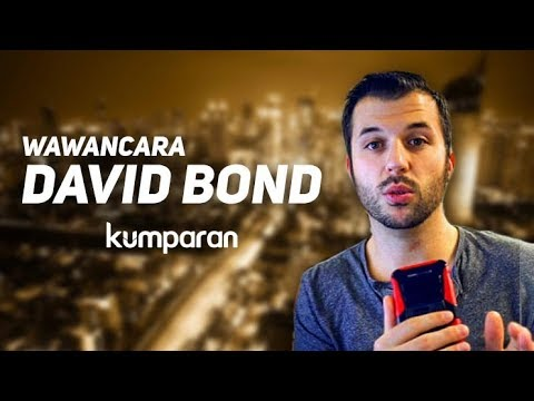 Wawancara David Bond by kumparan