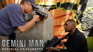 Gemini Man | Download & Keep now | Ang Lee Featurette | Paramount Pictures UK
