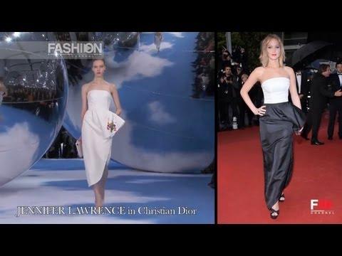 """FESTIVAL DE CANNES 2013"" Celebrities Style Best Dresses Day 4 by Fashion Channel"