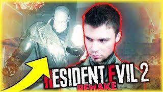 UCIEKANIE PRZED KAMIENNYM GOLEMEM - CZĘŚĆ DALSZA | Resident Evil 2 Remake [#8] #BLADII
