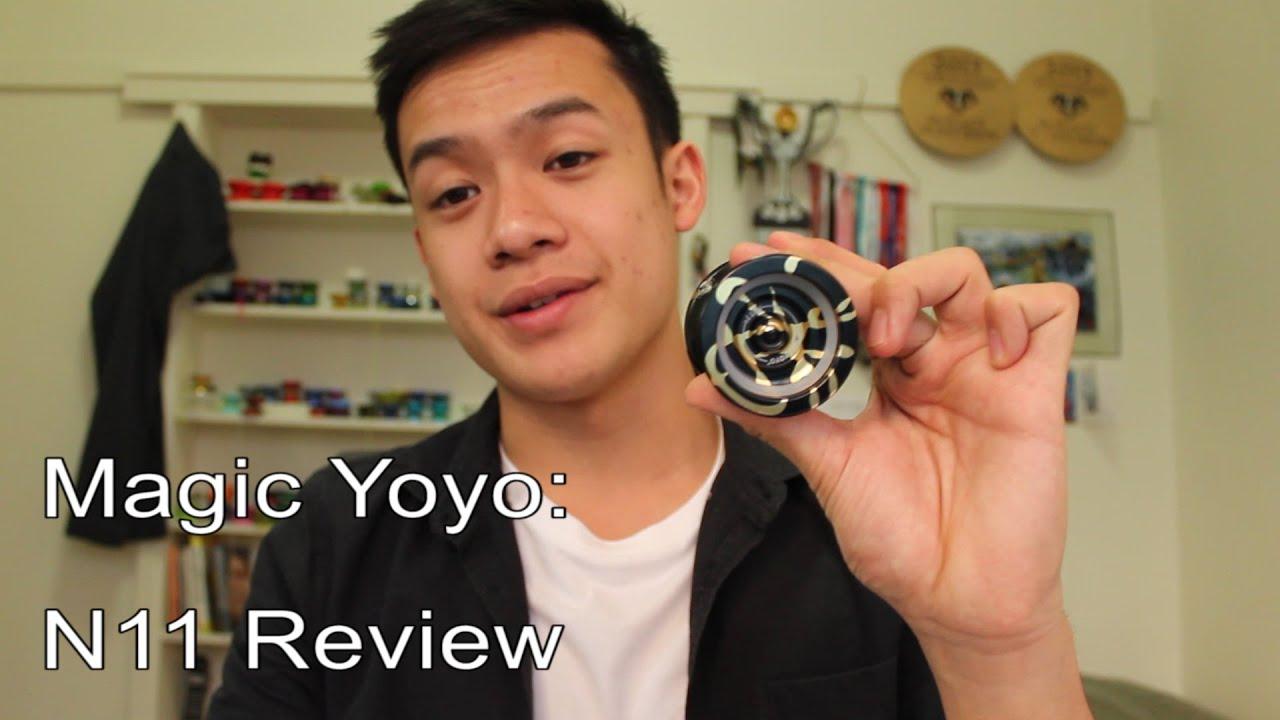 Magic YoYo N11 Review