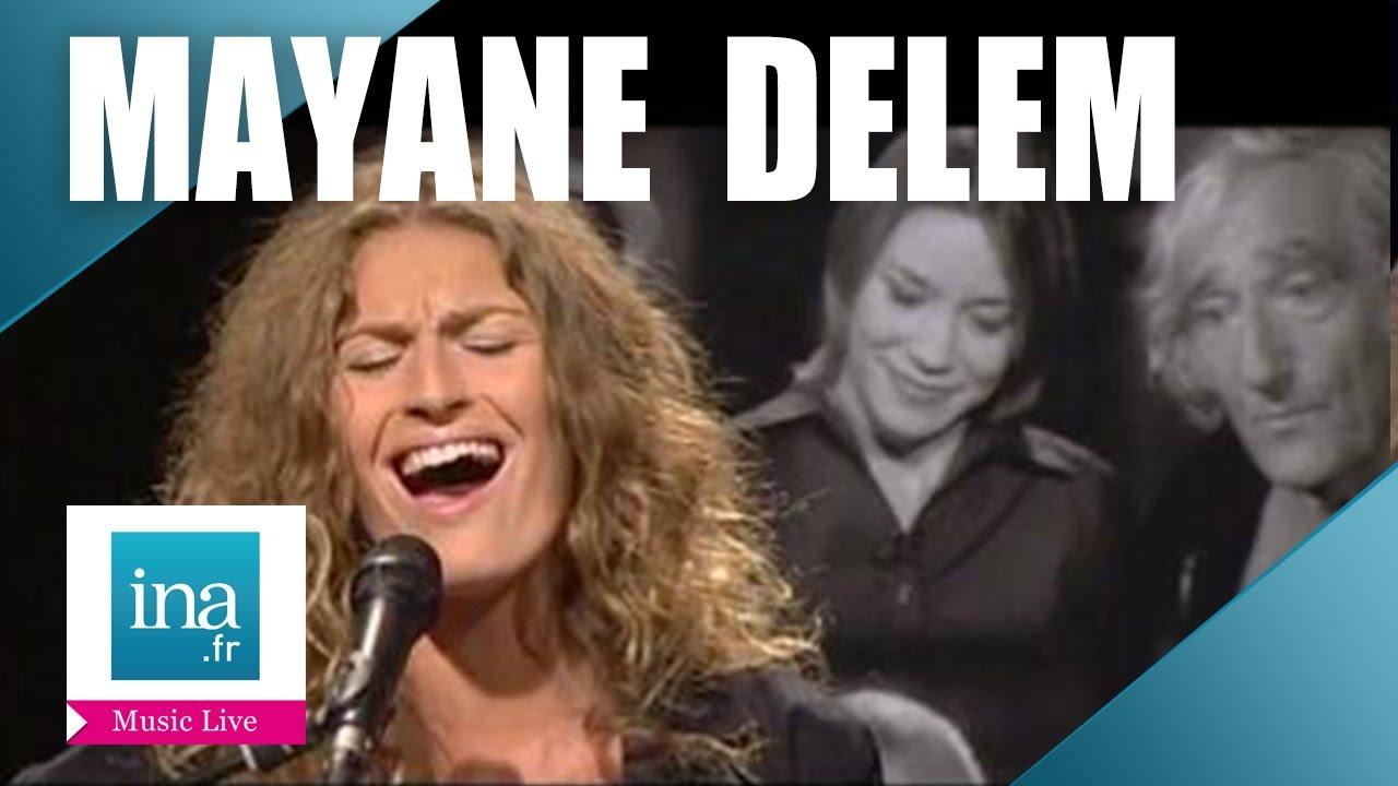 Mayane Delem  Je pars avec toi