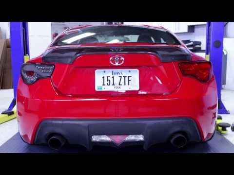 FT-86 SpeedFactory - Spyder Version 2 Tail Lights - Install and Overview