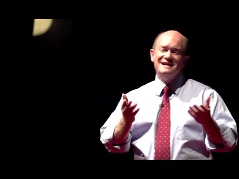 Why Would Any Rational Person Run for Congress? | U.S. Senator Chris Coons | TEDxWilmington