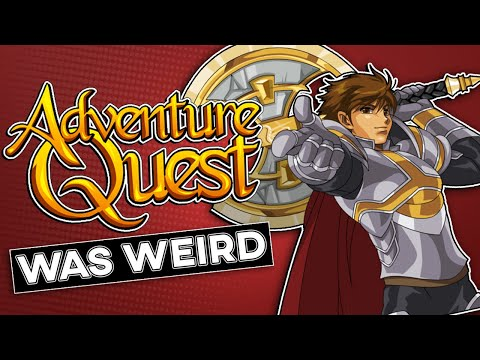 Adventure Quest Was Weird [Innovative Flash RPG] | Billiam