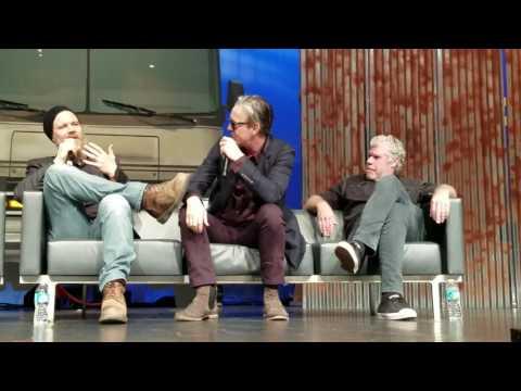 Ryan Hurst, Tommy Flanagan & Ron Perlman