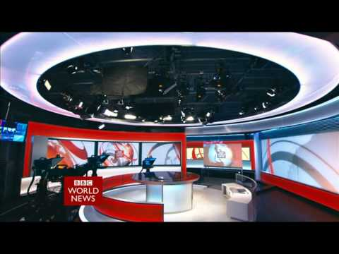 BBC World News - Trailer The World's Newsroom 40s I (2013)