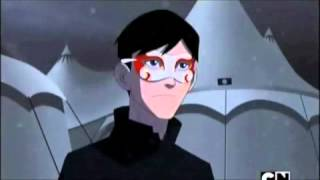 Young Justice: Dick Grayson's past