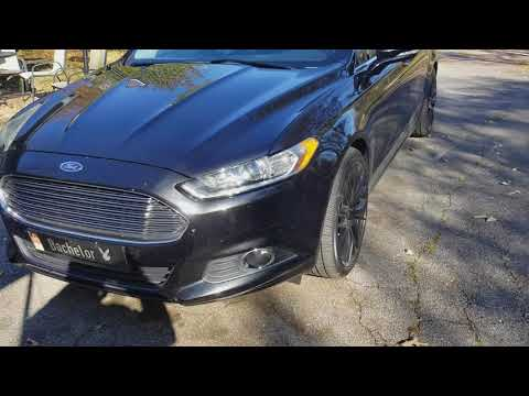 Ford Fusion Upgrade