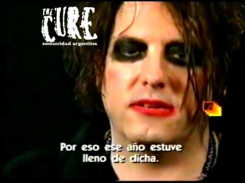 The Cure - Pure The Cure (Documental MTVLA 2007)
