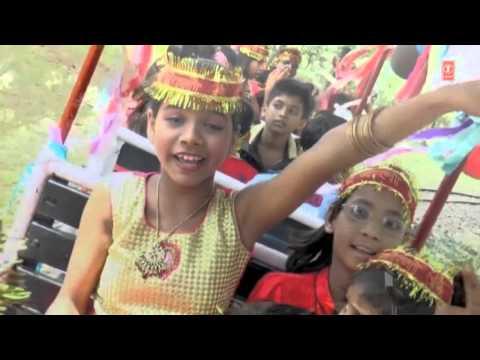 RAILGADI RAILGADI RE DEVI BHAJAN BY RASHMI PORTEY FULL VIDEO SONG I AANA DURGA BHAWANI MAA